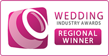 Wedding Industry Award Winner